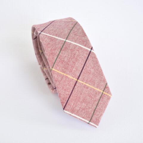 Γραβάτα Pink Checks