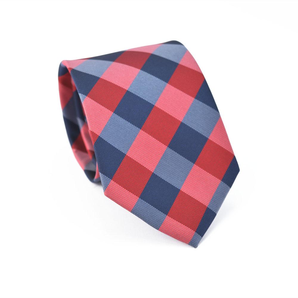 Γραβάτα Shine Red