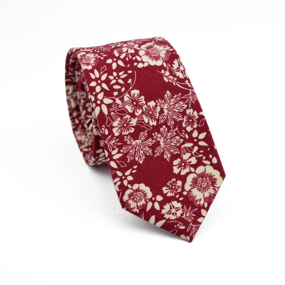 Γραβάτα Havana Red