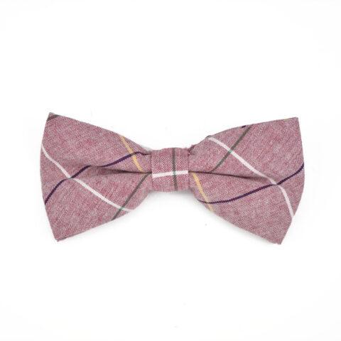 Παπιγιόν Pink Checks