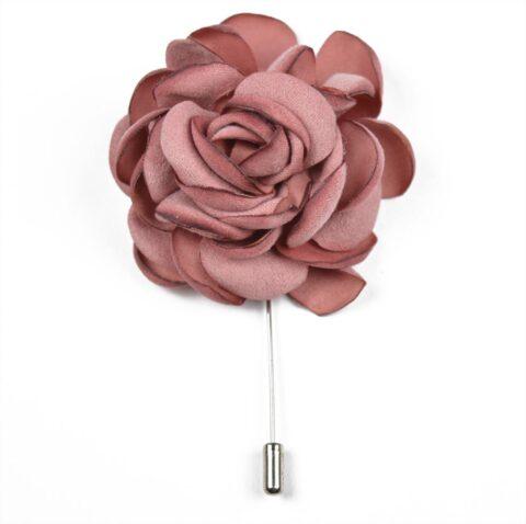 Καρφίτσα Πέτου Big Flower Pink