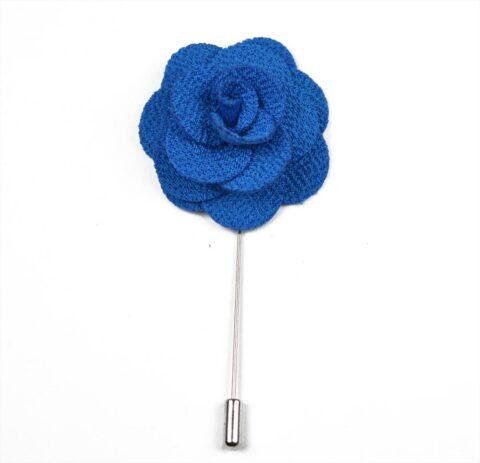 Καρφίτσα Πέτου Flower Blue