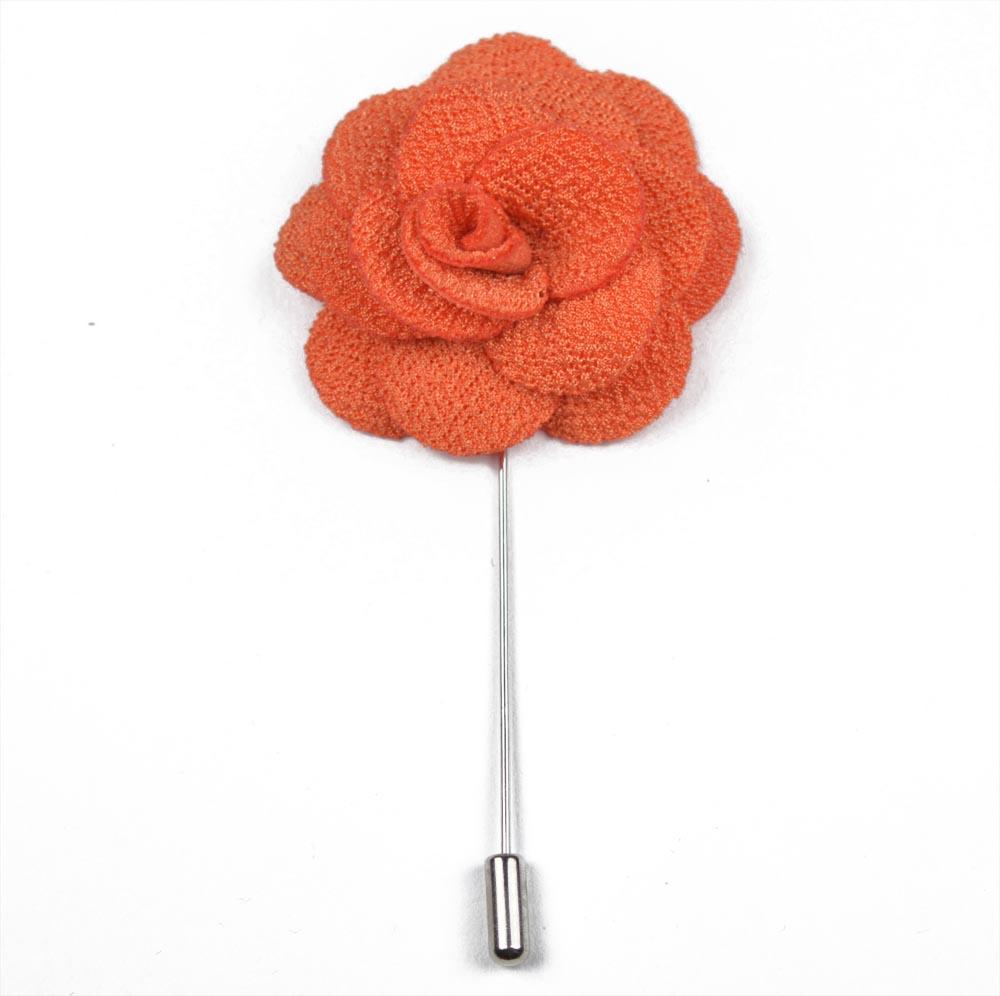 Καρφίτσα Πέτου Flower Orange