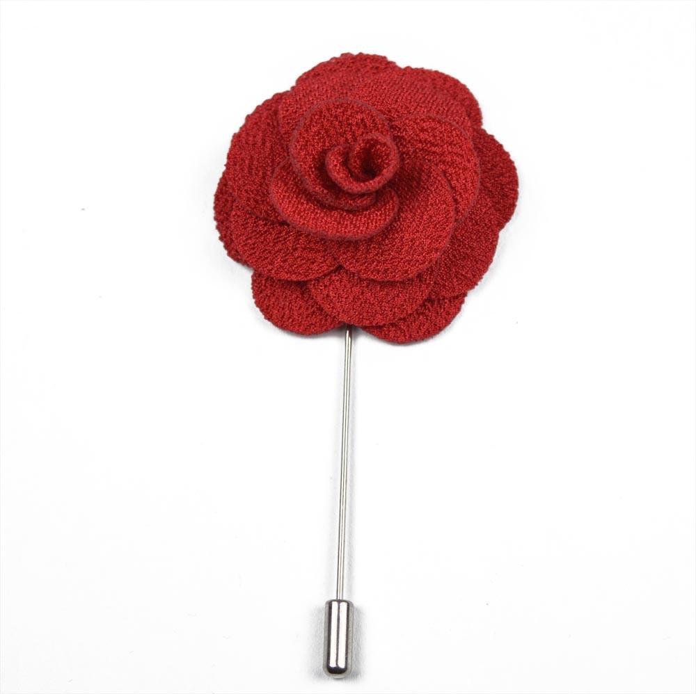Καρφίτσα Πέτου Flower Red