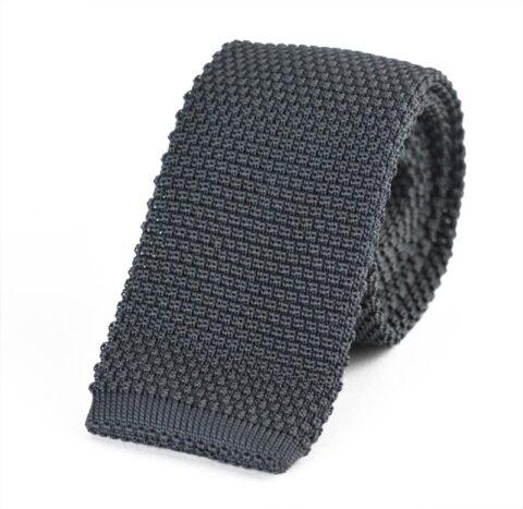 Γραβάτα Grey Silk