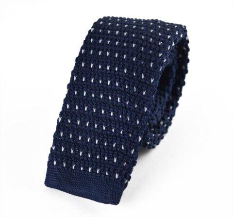 Γραβάτα Heart Rain Blue