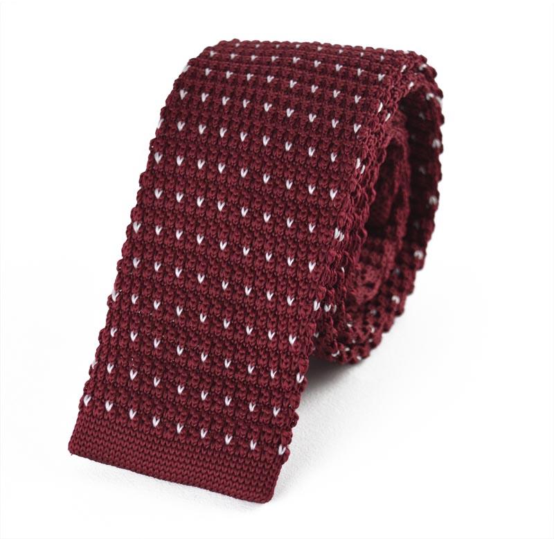Γραβάτα Heart Rain Red
