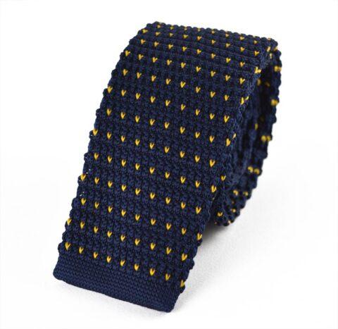 Γραβάτα Heart Rain Yellow