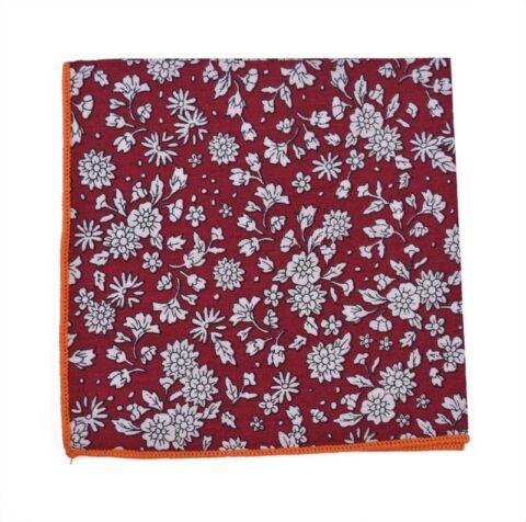Μαντηλάκι Redflowers