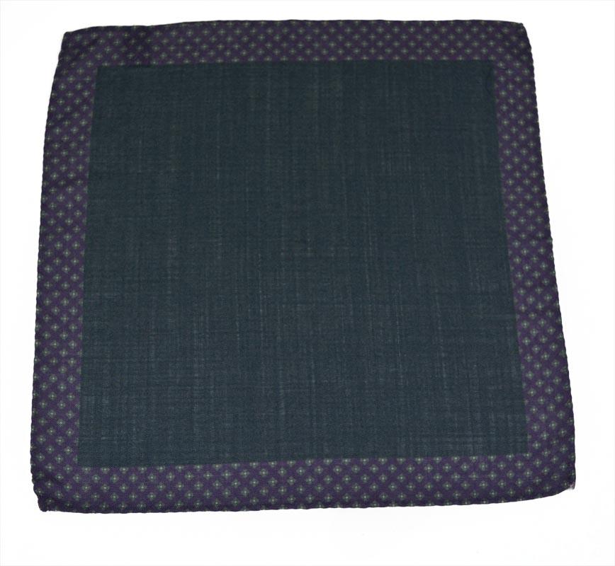 Μαντηλάκι grey-purple