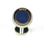 Μανικετόκουμπα Boss Blue