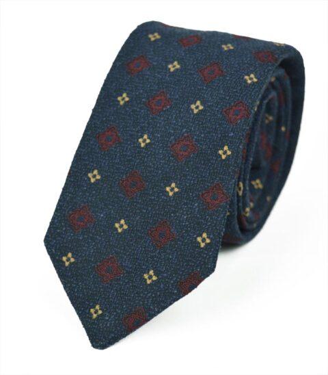 Γραβάτα από Μετάξι και Μαλλί Bluespring