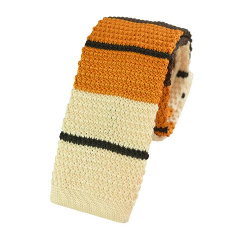 Πλεκτή Γραβάτα Κροκί