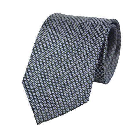 Μεταξωτή Γραβάτα Pierre Cardin λιλά - 9 cm
