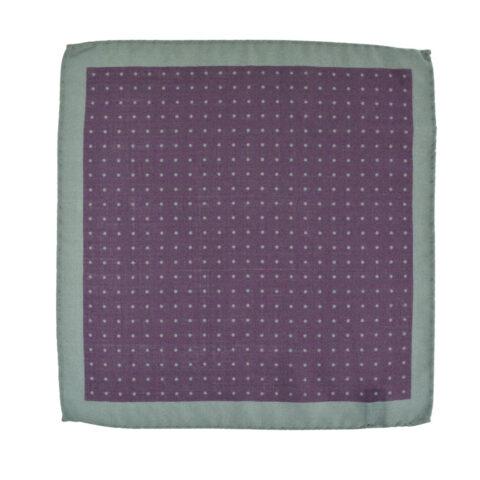 Μάλλινο Μαντηλάκι Purplegrey