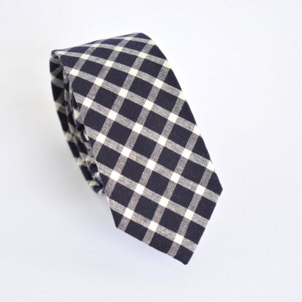 Γραβάτα Black Checks