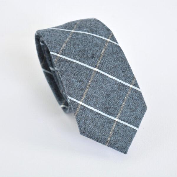 Γραβάτα Blue Grid