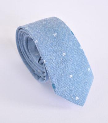 Blue Spring Tie