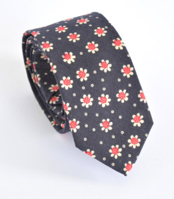 Crazy Daizy Blue Tie