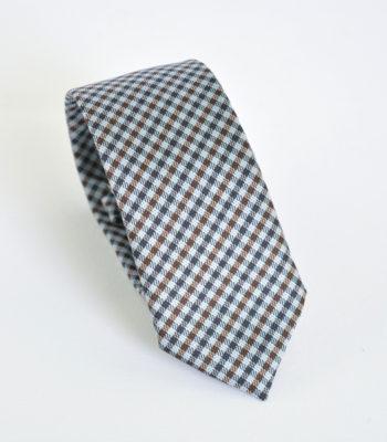 Dynamic Blue Tie