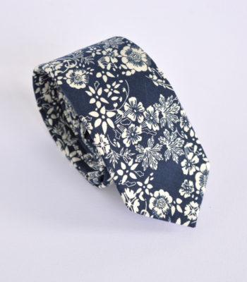 Havana Blue Tie