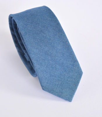 Pilot Blue Tie