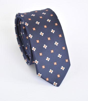 Quatrefoil Tie