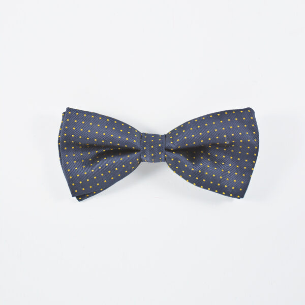 yellow-dots-pretied-bowtie