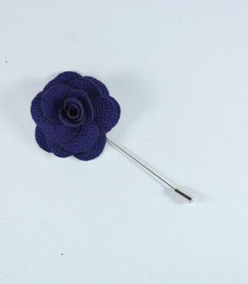 Lapel Pin Deep Blue