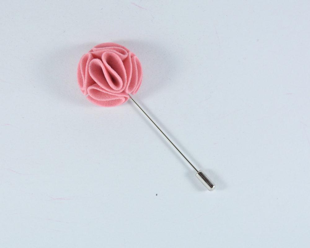 Καρφίτσα Πέτου Curvy Pink