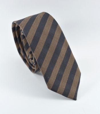 Blade Brown Tie