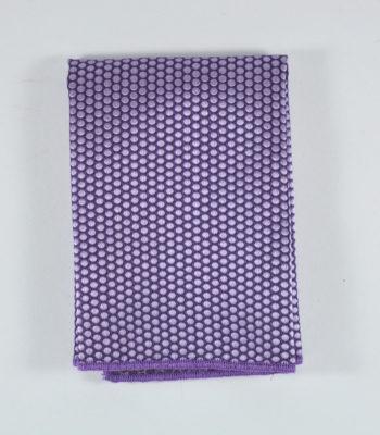 Violet Pocket Square