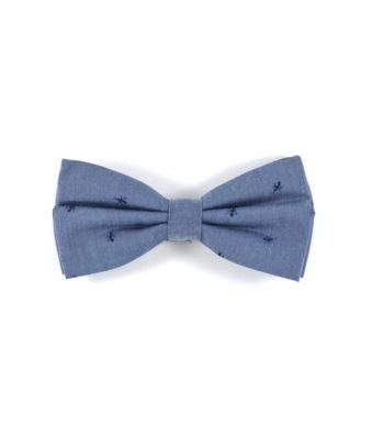 Ant Dark Bow Tie