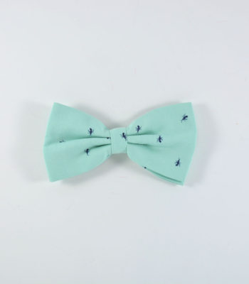 Ant Green Bow Tie