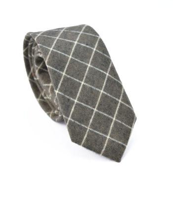 Brun Brown Tie