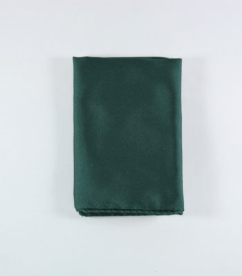 Charm Green Pocket Square