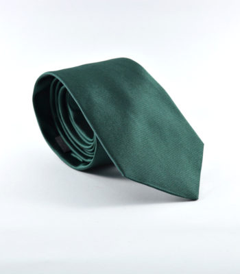 Charm Green Tie