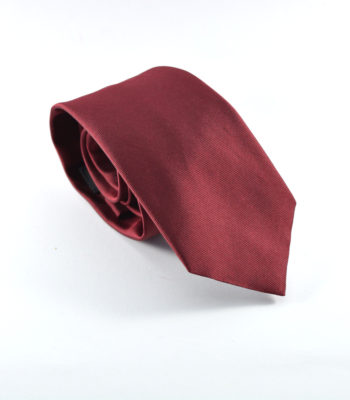 Charm Red Tie