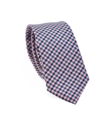 Dynamic Pink Tie