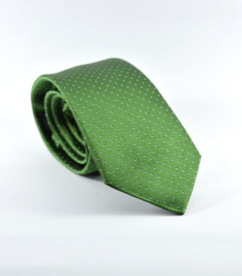 Glam Green Tie
