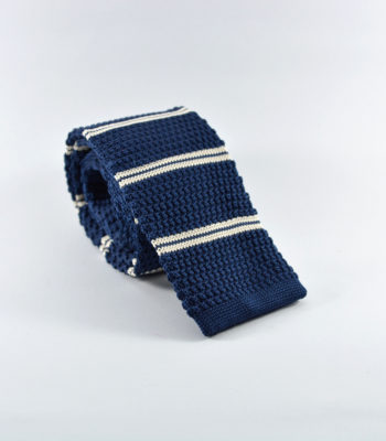 Matrix Knitted Tie