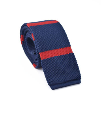 Red Lines Tie