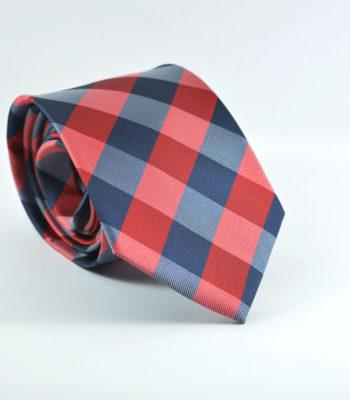 Shine Red Tie