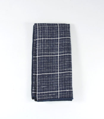 Shockaholic Dark Grey Pocket Square