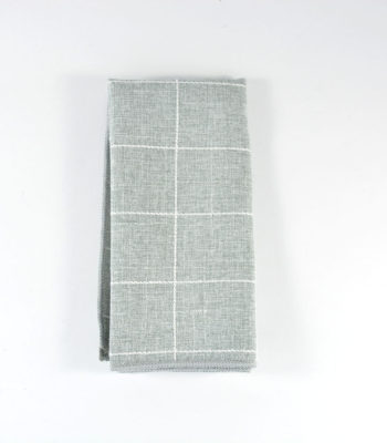 Shocaholic Light Grey Pocket Square