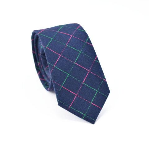 Γραβάτα Symmetry Blue