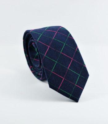 Symmetry Blue Tie