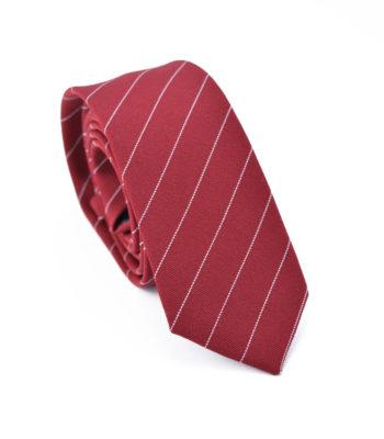 Viva Burgundy Tie
