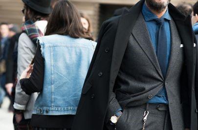 Μάλλινη γραβάτα-gentswear