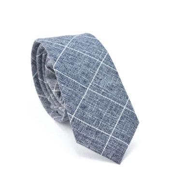 Shockaholic Grey Tie